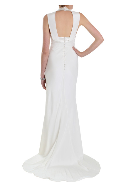 Kate 1920s vintage inspired Wedding Dress