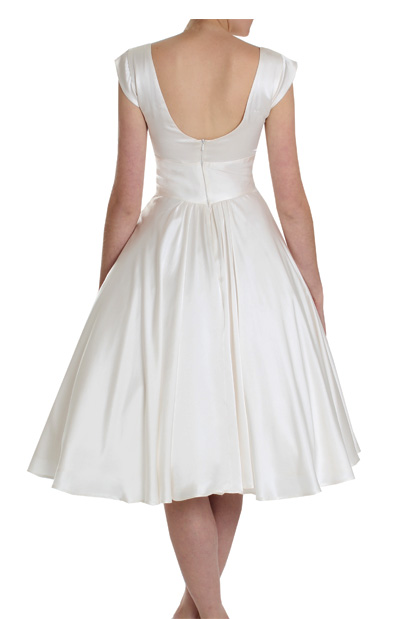 Martha Fifties Style Wedding Dress