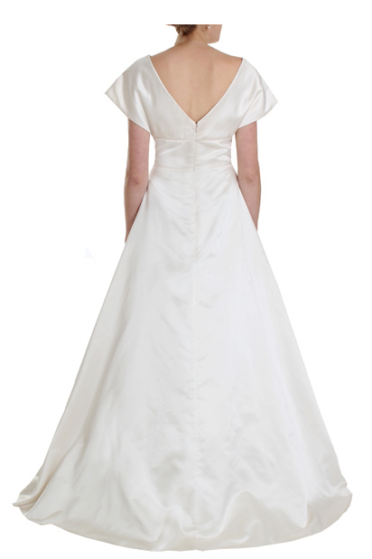 1950s vintage inspired Wedding Dress Grace