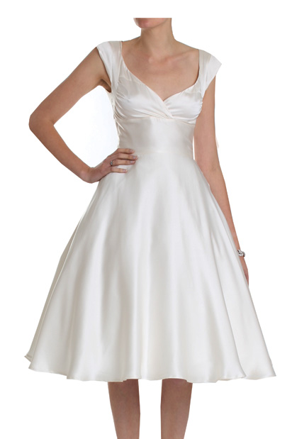 Martha 1950s vintage style Wedding Dress