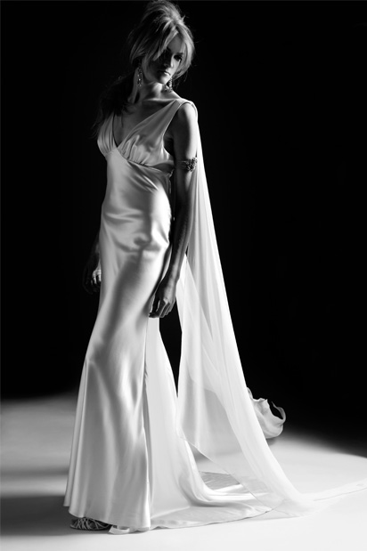 Vivienne vintage inspired 1930s wedding dress